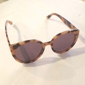 LOFT Leopard Pattern Sunglasses